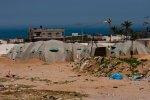 Tent Camp, Gaza Strip (Photo credit: Wikipedia)