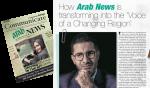 Rewriting the future: Editor in Chief Faisal J. Abbas on Arab News' new leaf