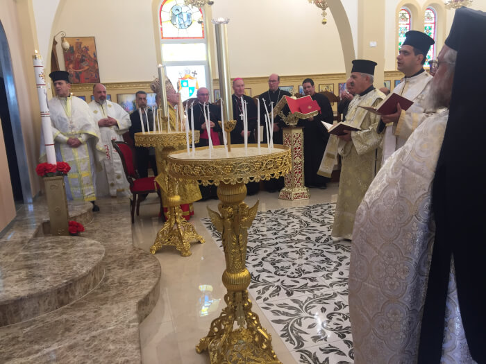 Taybeh Holy Services
