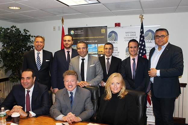 US Arab Chamber showcases Morocco tourism drive