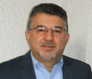 Israeli Arab Knesset member Yousef Jabareen. Photo courtesy of Wikipedia