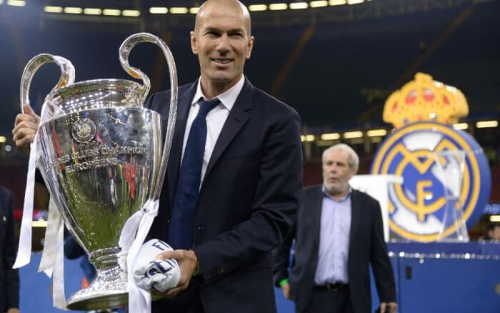 Zineddine Zidane, A Gaulian Departure