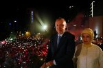 President re-elect Reçep Tayep Erdoğan has officially become the first elected President of the Second Republic of Turkey, and the 12th President of modern Turkey