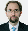 Prince Zeid Ra'ad Al Hussein UN Human Rights High Commissioner