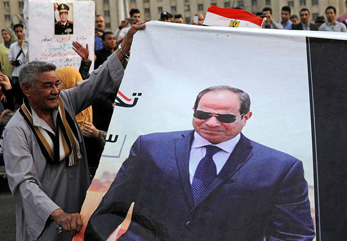 CPJ urges Egypt to release journalists on trial for false news