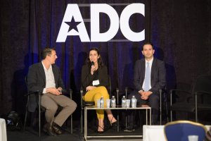 ADC Regional conference in Anaheim, Oct. 12 - 14 @ Sheraton Park Hotel at the Anaheim Resort