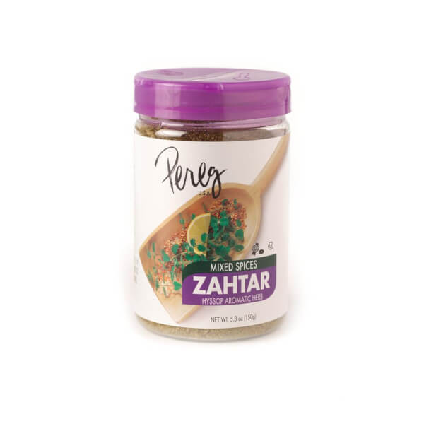 Pereg Zahtar (Za'atar, Middle East spice).