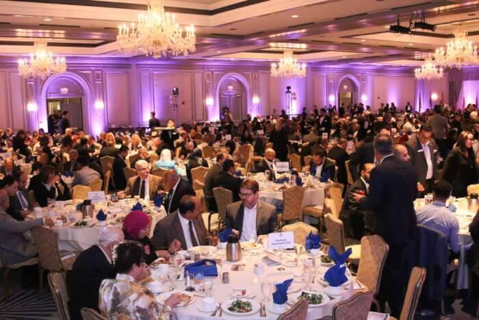 Arab American Chamber 2017 dinner Dearborn