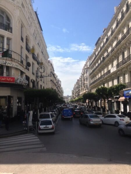 Ben M'hidi Street Algiers