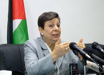 Ashrawi laments flaws in peace process, Israeli bad faith