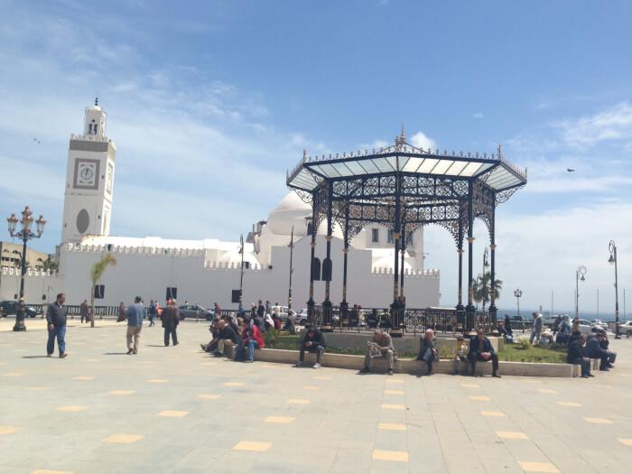 Martyrs Square Algiers