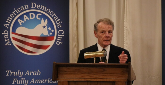Arab American Democratic Club to host Speaker Mike Madigan Feb. 16
