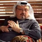 Jamal Khashoggi, Saudi journalist and columnist with the Washington Post courtesy of Mr. Khashoggi's Twitter page