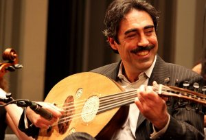 Simon Shaheen at Old Town School of Folk Music, Chicago @ The Myron R. Szold Music & Dance Hall