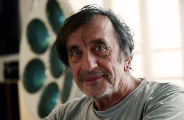 Selim Mars, photo courtesy of Stefano Leone and Doppelhouse Press