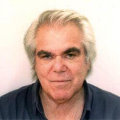 Israeli writer author Larry Derfner
