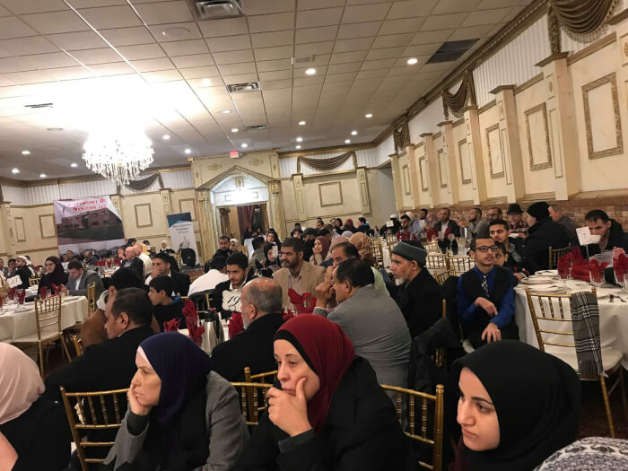 Rahma Relief fundraising dinner for Yemen