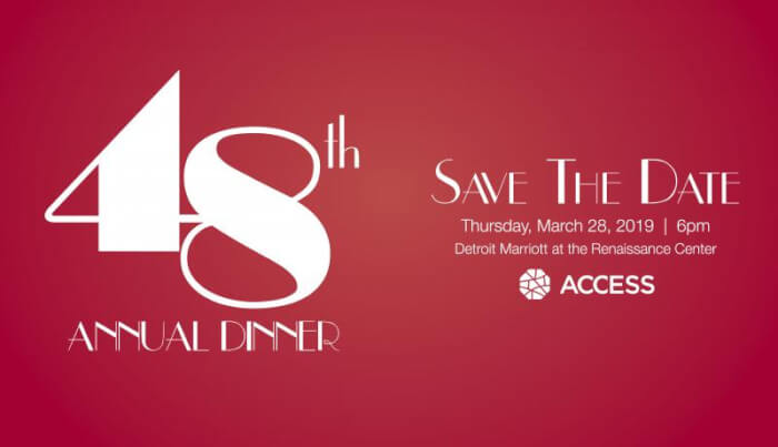 ACCESS Annual Banquet Detroit