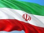 Iran flag. Photo courtesy fo Pixabay.com. pixabay.com/fr/photos/iran/