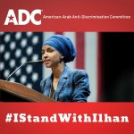 ADC Stands With Congresswoman Ilhan Omar!