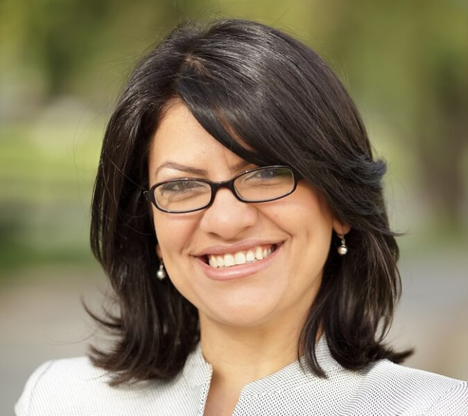 Tlaib trades barbs with Democrats over criticism of Israel