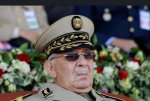 Army Chief of Staff & Vice-Defense Minsiter General Gaïd Salah. Photo courtesy of Abdennour Toumi