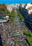 Rally in Algiers, March 15. Courtesy L'EL-Biaroise Houra