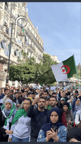 Algeria: The Regime Is Saying, Wait Wait… Don't Tell Me!