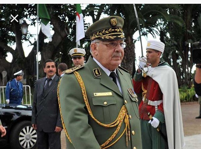 Is the Algerian National People's Army a Republic Coterie?