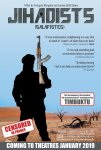 """New documentary """"Jihadists"""" travels deep into Jihadi controlled territory to reveal the inner workings of extremist Islam, on DVD & Digital April 2,Directed by François Margolin& Lemine Ould Salem"""