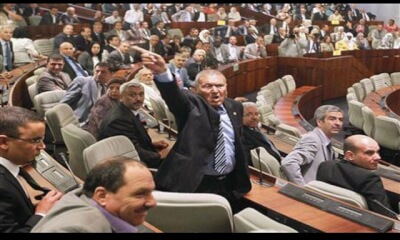 Algerian MPs at the House. Photo courtesy of Abdennour Toumi