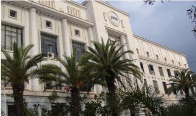 Algiers University. Photo courtesy of Abdennour Toumi