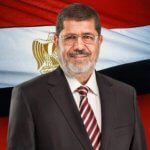 Former Egyptian President Mohammed Morsi who was murdered by oppressive policies and a denial of healthcare by the Egyptian Government of Abdel Fattah al-Sissi. Photo courtesy of the USMCO