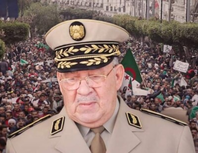 Algeria's strongman General Ahmed Gaïd Salah