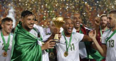 Tiki-Taka Viva Algeria: Yes, [we] CAN 19
