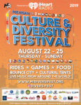 Culture & Diversity Festival at Dearborn Heights Aug 22-25 @ HYPE Athletics Center
