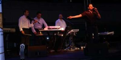 Chaldean Festival band