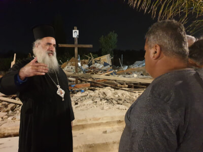 Palestine's Christians in need of help