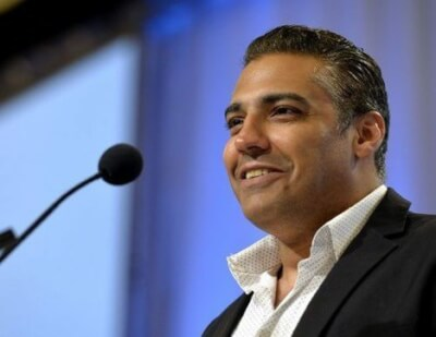 Mohamed Fadel Fahmy is an Egyptian-Canadian award-winning journalist and author