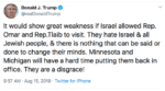 Representatives Omar and Tlaib Terrorize Trump and My Interview with Underground Fatah