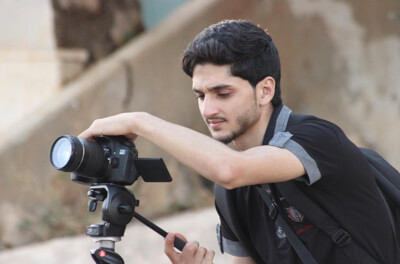 Syrian journalist killed in Russian airstrikes in Syria