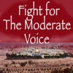 Fight for The Moderate Voice Reddit Logo