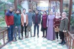 Palestinians in the Gaza Strip launch a new ecommerce site Matjari to help stimulate economy during coronavirus, COVID-19 pandemic.. Photo supplied by Matjari