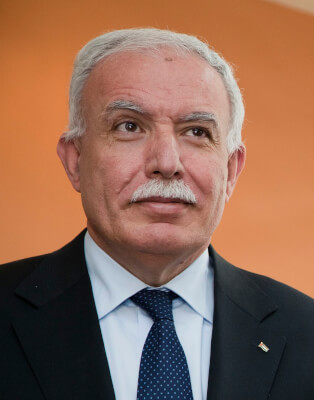 Palestine official calls for International peace conference