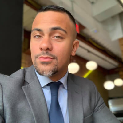 Ian Conyers, a former Michigan legislator and nephew of longtime Congressman John Conyers. Photo courtesy of Ian Conyers.