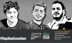 Activists urge Iran to suspend death sentences on November protestors