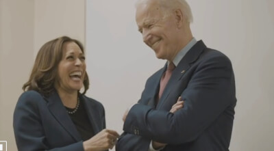 Kamala Harris and Joe Biden, courtesy of the Joe Biden presidential campaign website