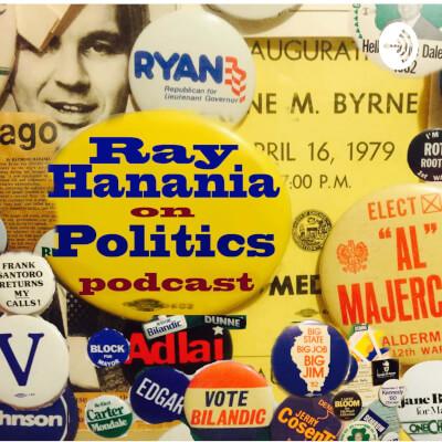 Ray Hanania on Politics Podcast www.RayHananiaOnPolitics.com