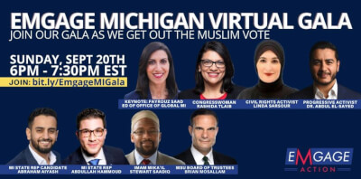 Emgage Michigan to host conference on political empowerment