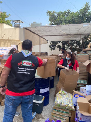 Ziyad Brothers Importing brings Lebanese food donors together to help victims of Beirut devastation